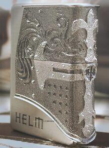 HELM-Emblem-Ni-Free-Gift-Set-Shipping-1Flint-1Wick-Cross-Angel-Zippo-Lighter