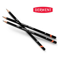 Derwent Graphic Drawing Pencils   Graphite Full Range Soft, Medium & Hard B - H