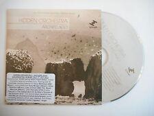 HIDDEN ORCHESTRA : ARCHIPELAGO [ CD ALBUM PROMO PORT GRATUIT ]