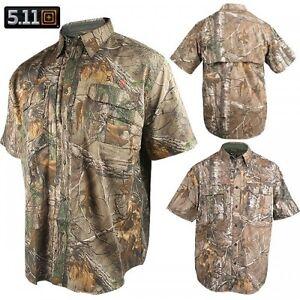 a27d241717cf4 5.11 Tactical Taclite Pro S/S Shirt - Realtree Xtra Camo - Size L ...