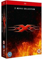 Xxx 1 & 2 State Of The Union Blu-ray Two Movie Set Brand Free Shipping