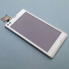 100% Genuine Sony Xperia L front+digitizer touch screen glass+LCD display GradeB