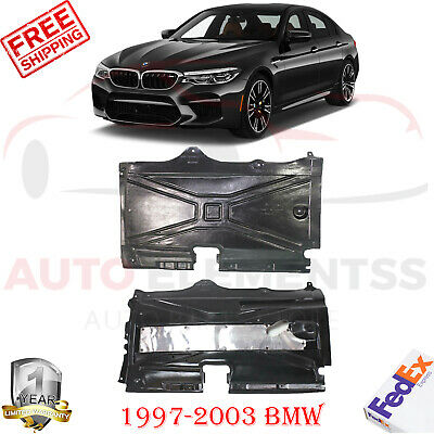For 2006 BMW 330i Undercar Shield 53841PH Lower Engine Cover