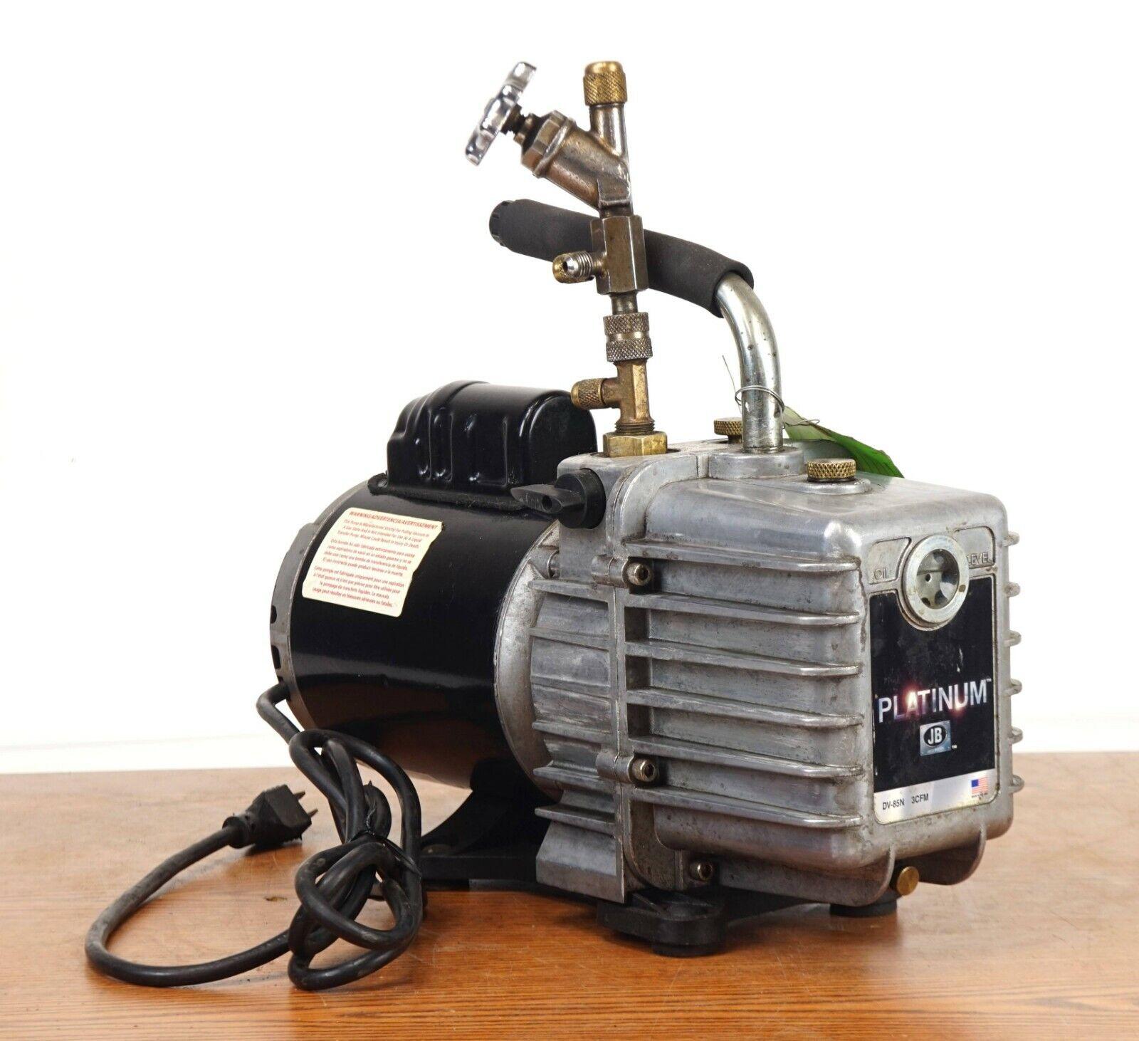JB Industries vacuum pump