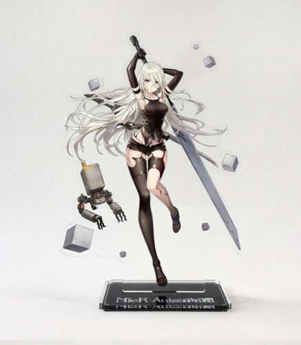 Game NieR Automata Steam YoRHa A2 Acrylic Stand Figure