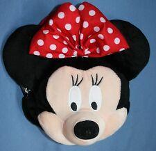 Minnie Mouse Walt Disney Purse Plush Handbag Stuffed Girls Childrens Kids