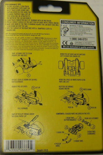 Axle TYC36669 Tyco Magnum 440-X2 Slot Car Tune Up Kit Shoes Tires