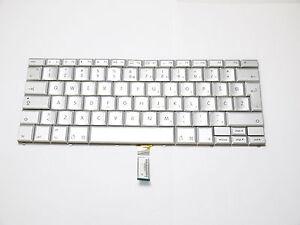 "263a65a1aca 99% NEW Croatian Keyboard Backlit for Macbook Pro 17"" A1229 US ..."