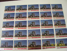 Lot of 25-1993 Kenworth Semi Truck 18 Wheelers Trading Cards (READ AD)