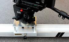 Camera Slider Pro 106cm Long for CANON NIKON SONY JVC PANASONIC BMCC 4k etc**UK*