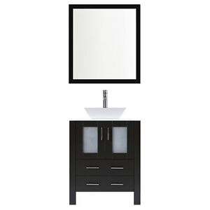 Image Is Loading 36 034 Vanity Sink Base Cabinet With Mirror