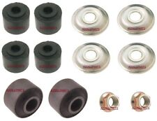 FOR SSANGYONG REXTON 02 03 04 05 06 FRONT LEFT RIGHT ANTI ROLL BAR LINK BUSH KIT