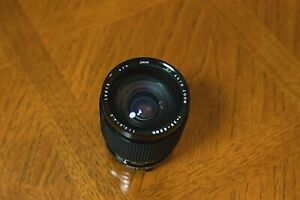 Sakar-Zoom-28-80mm-3-5-4-5-Macro-MINOLTA-MD-MC-Lens-mount-Mint-Condition