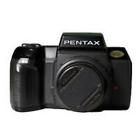 Pentax SF10 Film Camera