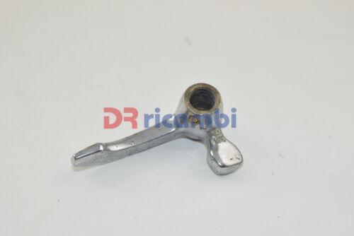 GALLETTO DEFLETTORE CROMATO SX FIAT 124 125 126 850 900 T E 238 241 DR0831