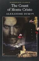 The Count Of Monte Cristo By Alexandre Dumas, (paperback), Wordsworth Editions L on Sale