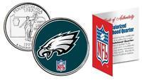 Philadelphia Eagles Officially Licensed Nfl Pennsylvania Us State Quarter Coin