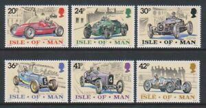 Isle-of-Man-1995-Motor-Racing-set-MNH-SG-649-54