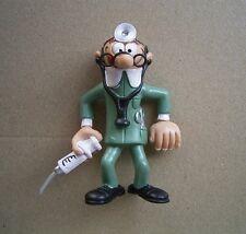 """Clever und Smart: """"Clever als Arzt"""" : Figur von Comics Spain"""