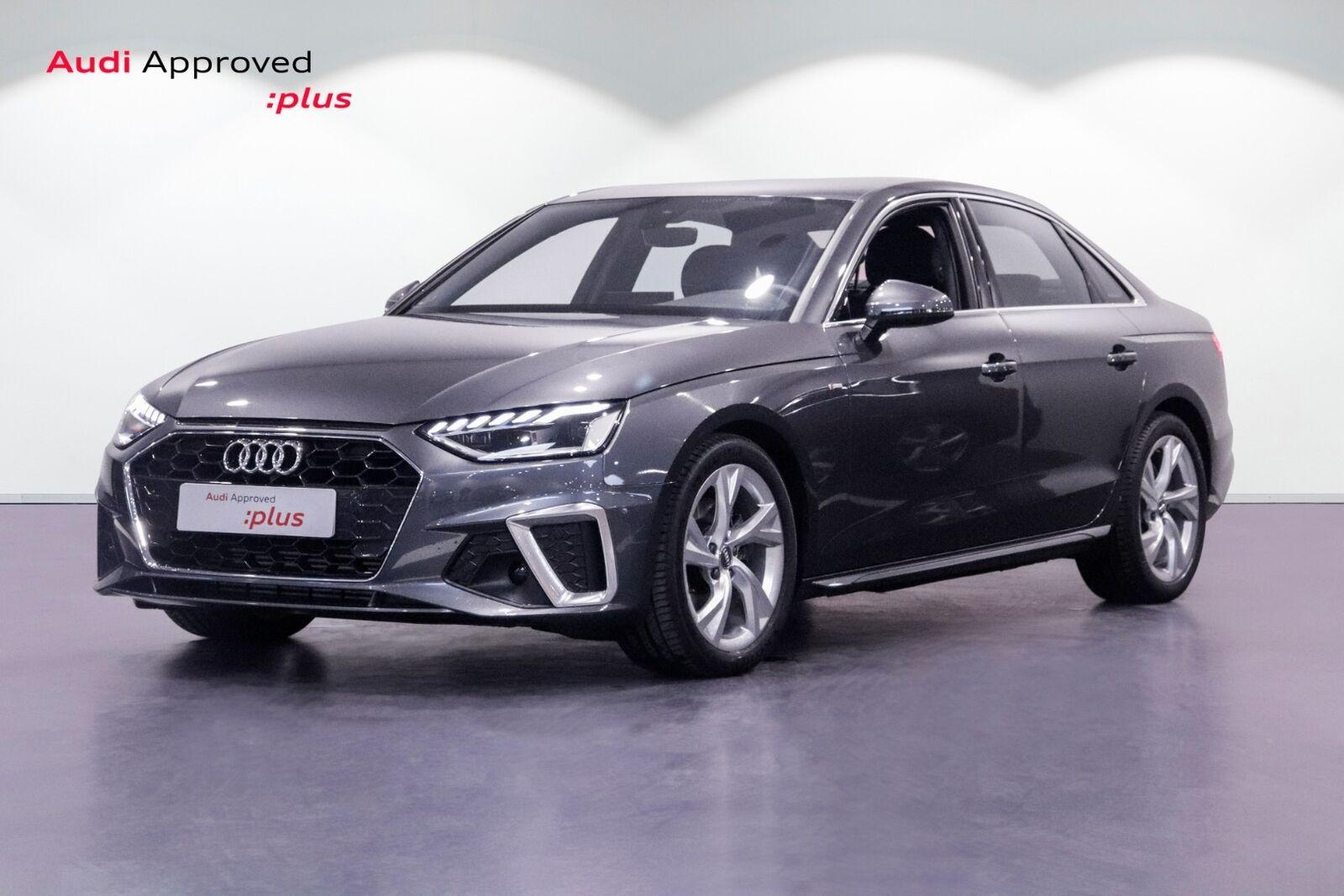 Audi A4 40 TFSi S-line+ S-tr. 4d - 478.900 kr.