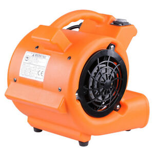 Commercial Air Mover Blower Carpet Dryer 349cfm Floor