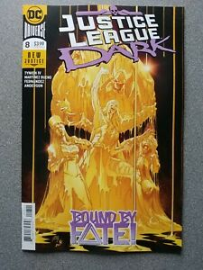 JUSTICE-LEAGUE-DARK-8a-2019-DC-Universe-Comics-VF-NM-Book