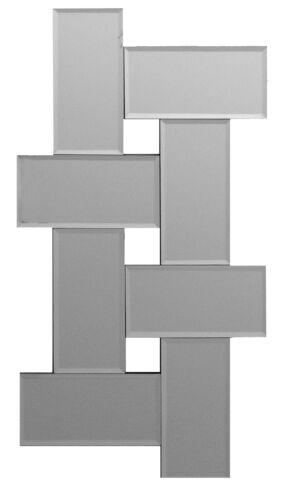 "Specchio moderno da parete /""Rettangoli/"" 59x32 cm"