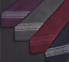 Homme Fashion rayé slim 6 cm soyeux tissé cravate cravate mariage événement Prom Party