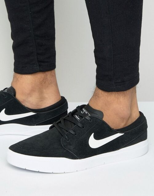 reputable site 60eae 4416f Nike SB Stefan Janoski Hyperfeel in Black White Men s Size 6 844443-001