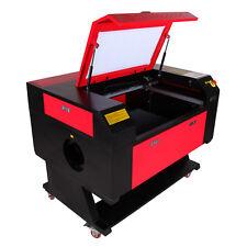60W CO2 USB Laser Gravierfräsmaschine Graviermaschine Engraver Cutting Machine