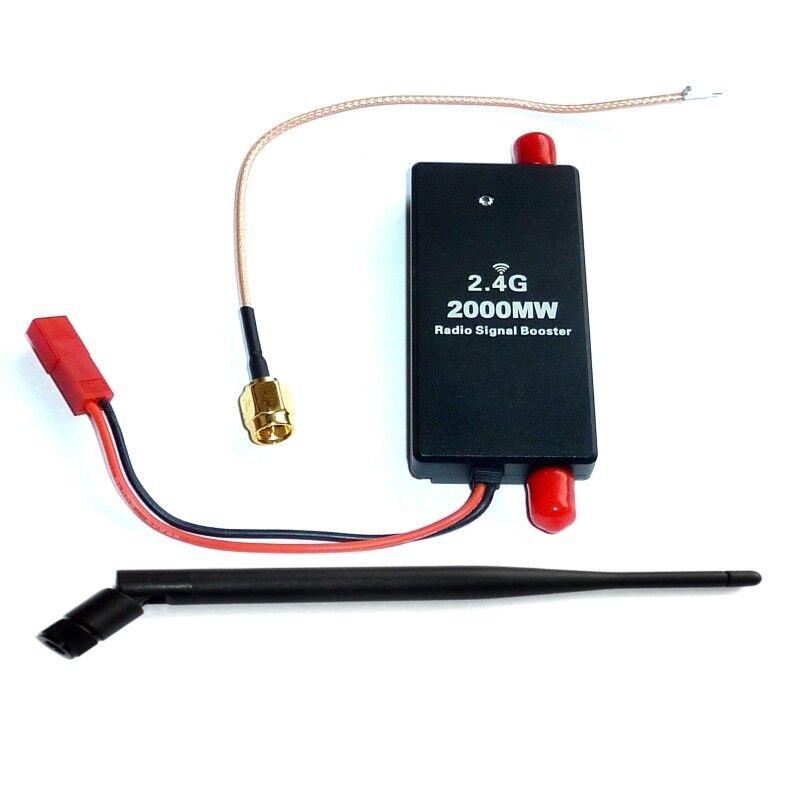 AMPLIFICATORE segnale radio per il nastro 2.4ghz - 2.4ghz Radio Segnale amplifier BOOSTER