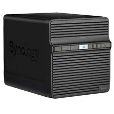 SYNOLOGY DS416j  4-Bay NAS Gehaeuse 1,3GHz CPU 512MB DDR3 USB3.0 / USB2.0 RJ45
