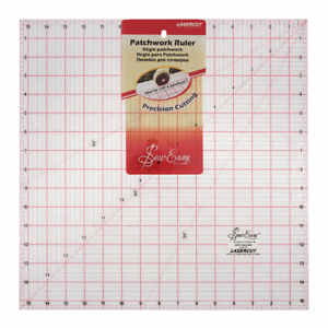 "15.5 x 15.5/"" Sew Easy Patchwork Quilting Ruler quadrato"
