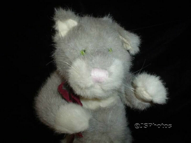 Boyds Collection Cat Jointed Plush  11 11 11 Inch RetiROT ea9082