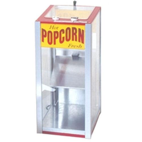 Popcorn Warmer Merchandiser Nacho  Peanut #2150110 70QT