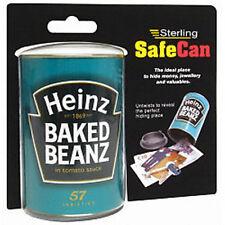 Cash Safe Baked Beanz Beans Safe Can Storage Novelty Gift Safecan Money Hidden