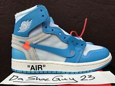 Nike Air Jordan 1 off White OG Virgil Abloh UK 12 US 13 EU