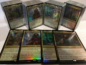 Set-of-Four-Commander-2019-Decks-Sealed-Unboxed-C19-MTG-Magic-Cards