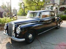 1953 Mercedes-Benz 300-Series 4 door sedan
