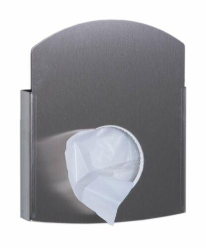 Dutch Bins AC HBDS E Hygienebeutelhalter für Papier und Polybeutel  Edelstahl
