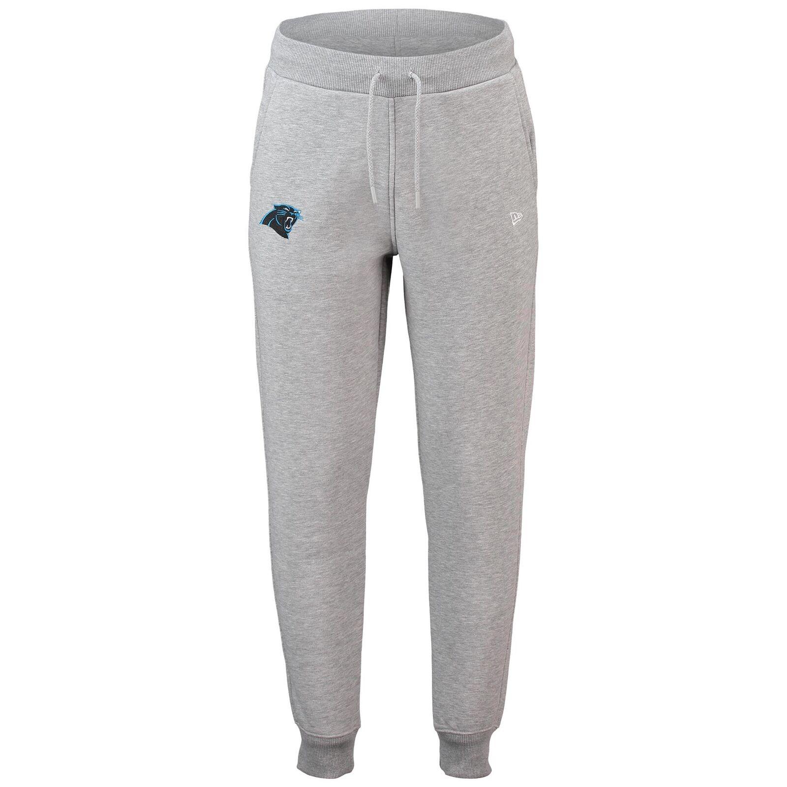 NFL Carolina Panthers Core Fleece Pants Trousers Bottoms - New Era- Mens