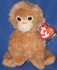4476e3114cf Ty Beanie Baby Babies Missy Orangutan W tag Plush Stuffed Toy March ...