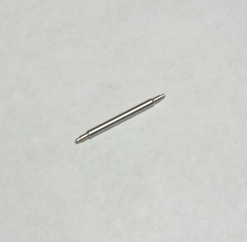 """Box of 100 Davos Quality Seamsless Double Shoulder Brass Spring Bars 3//4/"""" 19mm"""