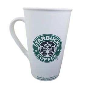 Starbucks Coffee Collectible Iconic 12 FL OZ Ceramic Travel Mug Tumbler