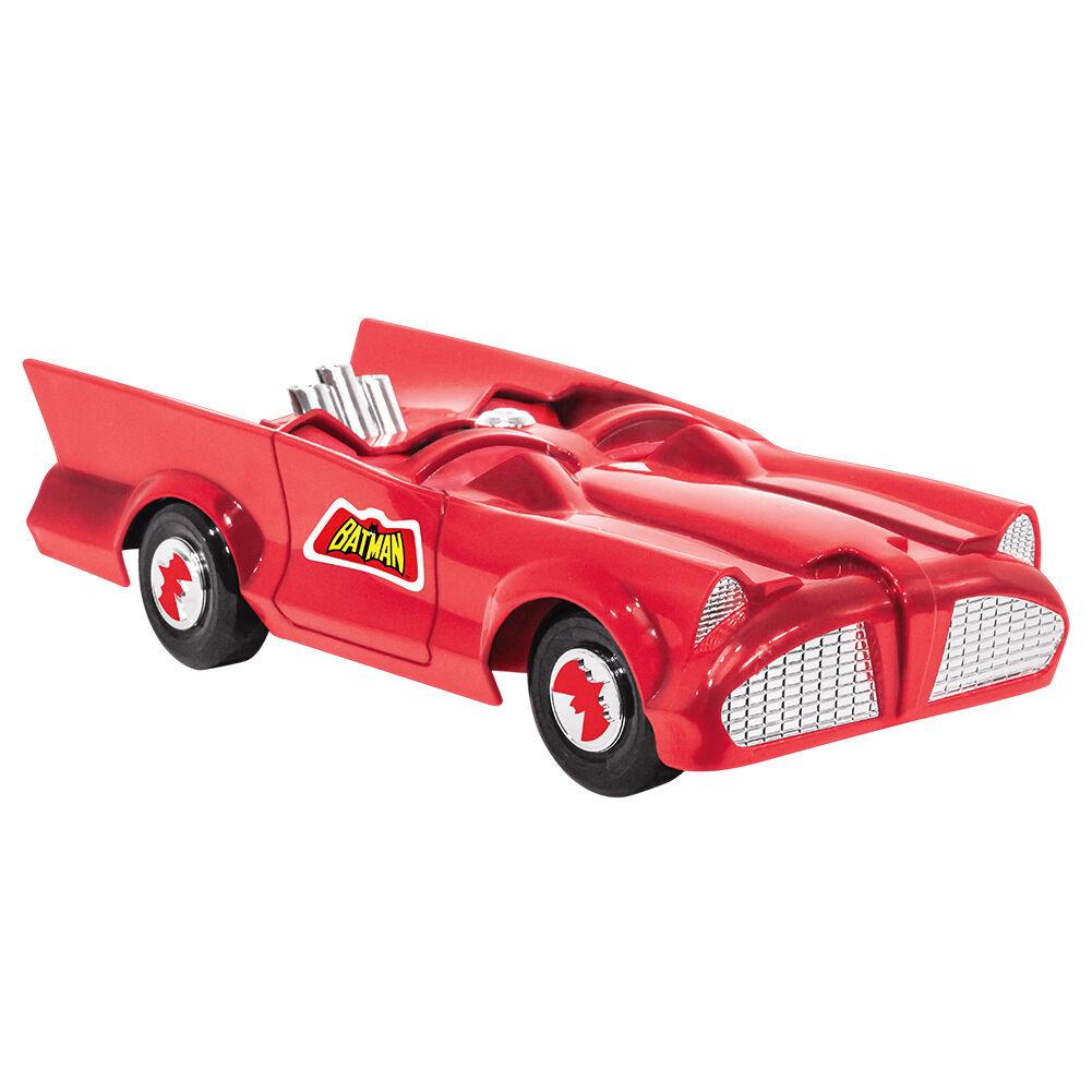 DC Comics Retro Retro Retro Batman Batmobile Playset (Red) by FTC 0ae8fb