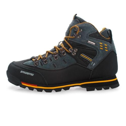 Work Waterproof Trail Hiking Trekking Shoes Wearable Non Slip Outdoor Boots Top