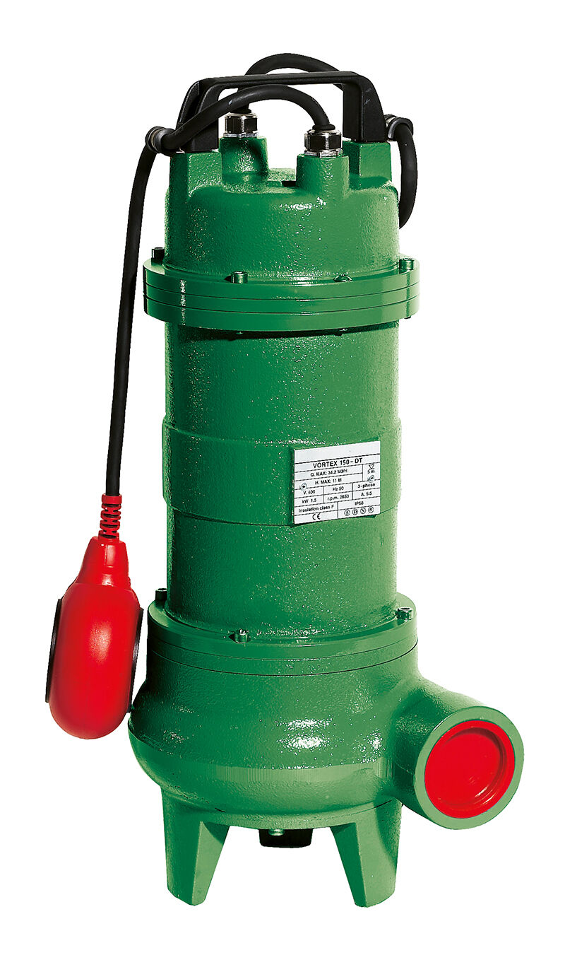 Schmutzwasserpumpe Schmutzwasserpumpe Schmutzwasserpumpe ZUWA Vortex 200 550 L min 165018 230V Pumpe mit Schalter 2a6aa8