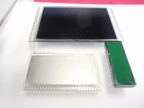Display LED /'s diverse 3 unidades para para aficionados al bricolaje 17530 Rara LCD