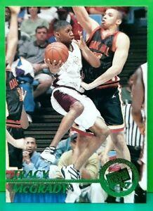 Tracy McGrady regular card 1997 Press Pass #8