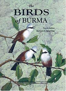 The-Birds-of-Burma-Bertram-E-Smythies